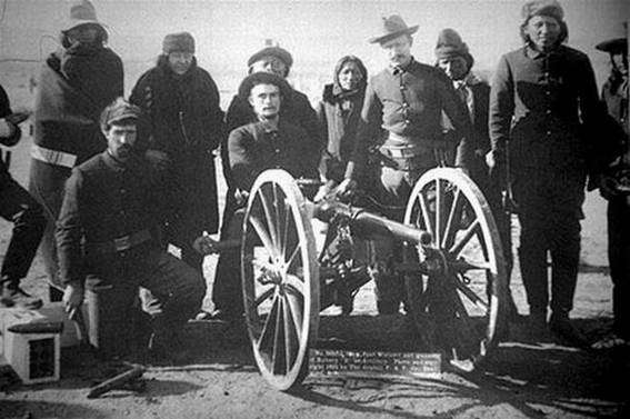 facts about the wounded knee massacre Though the massacre at wounded knee was not the last armed conflict between native americans and the us army the ghost dance and wounded knee.
